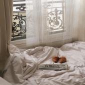 Croissant & a view 🥐 @rapujacepierogi
