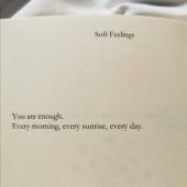 Enough. @mathildegoehler #selflove  .  #quote #citation #loveyourself #quoteoftheday #book #livre #bookstagram