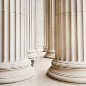 Majestic columns 🕊 Source: unknown  .  #colonne #columns #architecture #lines #aesthetic #aesthetic #mood #beige #beigeaesthetic #pierre #neutralstyle #neutraltones #archidaily
